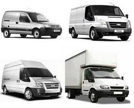 24/7 Man And Van Hire For Removals, House Clearance, Deliveries And Office Move