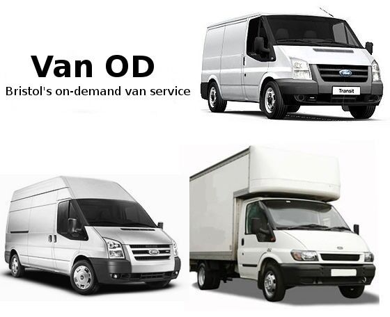 van od bristol 39 s on demand man with van hire service. Black Bedroom Furniture Sets. Home Design Ideas