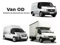 Van OD - Bristol's on demand man with van hire service