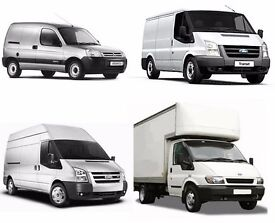 Man and Van Removals/Collection/Delivery/Move. From £15p/h with no hidden charges