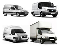 Man and van , luton van, motorbike recovery ,packing, piano move , house,flat removals Clearance