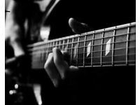 Lead guitarist and bass guitarist required