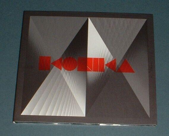 IKONIKA contact,love,want,have HDBCD004 HYPERDUB 2010 DIGIPAK CD ALBUM