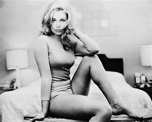 ALEXANDRA BASTEDO 8x10 Photo