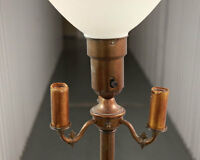 WANTED: Someone to re-wire antique standing lamps.