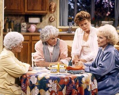THE GOLDEN GIRLS MOVIE PHOTO 8x10 Photo lovely pic 269098