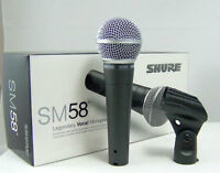 SHURE SM58 Microphone BRAND NEW & ON SALE