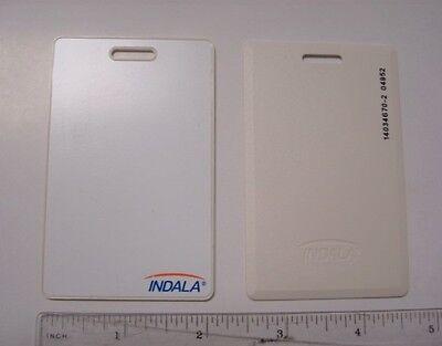 Hid Indala Proximity Card Fpcrd-sssmw-0000 Flexcard Clamshell New 26-bit W