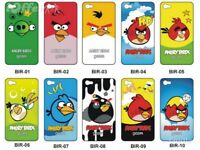 Joblot Clearance Angry Bird Printed I-Phone cases and covers for I-Phone 4 and 4s 200pcs ++