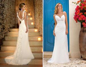 Wedding dress by Ella