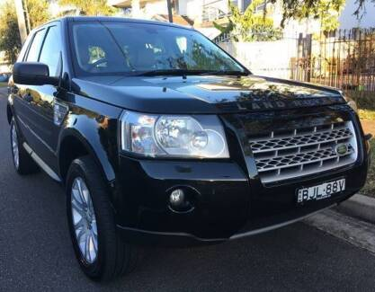 2009 Land Rover Freelander 2 Wagon,Turbo Diesel,12 Month Rego,4x4