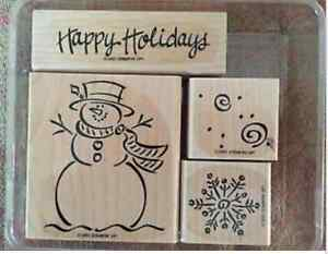 Stampin Up stamp set and clear stamp sets