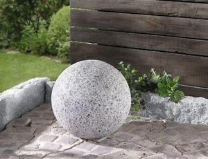 Gartendeko granit dekoration ebay for Granit deko garten
