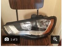 2013 onwards Audi A3 8v n/s **in immaculate condition just like new** headlight