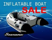 NEW inflatable boat SALE. February 2016 special Malaga Swan Area Preview
