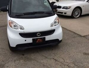 2013 Smart Fortwo RWD Coupe Pure VERY CLEAN UNIT/ ACCIDENT FREE/