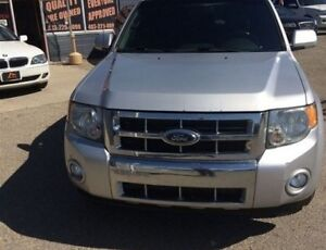 2010 Ford Escape Limited AWD LEATHER/SUNROOF