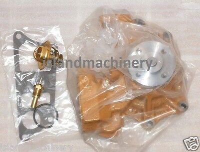 Komatsu Dozer Water Pump 6204-61-1302 D20a-6 D20p-6 D21a-6 D21p-6
