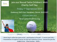 Charity Golf Day in aid of Round Table Children's Wish