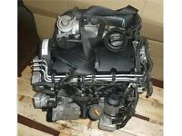 RECONDITIONED Audi vw passat golf / 1.9 tdi BXE bare engine