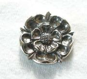 Tudor Rose Badge