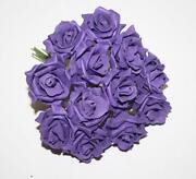 Cadbury Purple Artificial Flowers