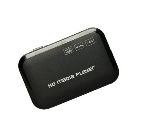 Box 1080p Full HD USB HDD Media Player HDMI VGA MKV Multimediale Lettore hsb