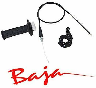 Photo NEW BAJA MOTORSPORTS THROTTLE KIT FOR THE BAJA MINI BIKE MB200