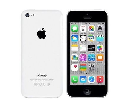 SELLER REFURBISHED APPLE IPHONE 5C 16/32GB UNLOCKED SMARTPHONE - GRADE A++ CONDITION WITH BOXED