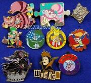 Disney Pin Lot Le