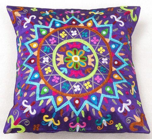 Indian Cushions Ebay