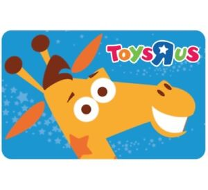 Toys R Us Gift Card Value $610 For $530
