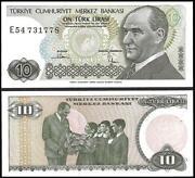 Turkey Lira