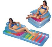 Inflatable Pool Bed