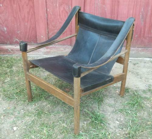 Mid Century Modern Wood Chair Ebay