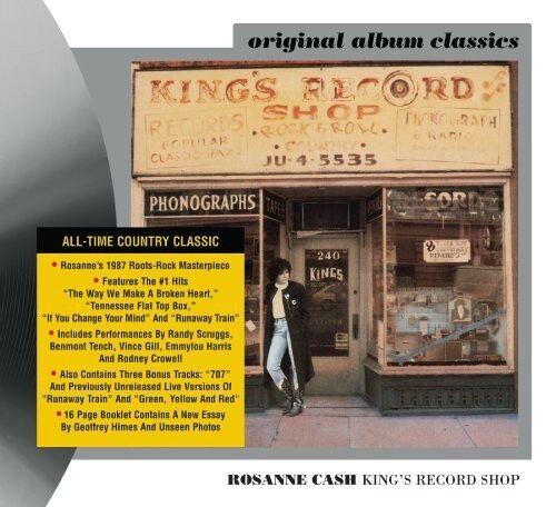 Rosanne Cash - Kings Record Shop [New CD]