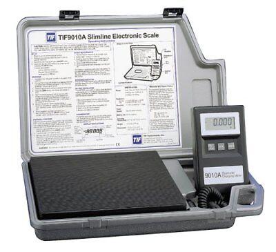 Tif Instruments Tif9010a Slimline Electronic Refrigerant Charging Scale