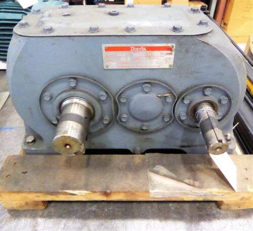Dorris Double Reducton Gear Drive 2812 - 16.2 Hp