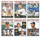 Topps Heritage Baseball Complete Set