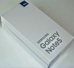 Brand New Samsung Galaxy Note 5 64GB and Black iPhone 4s