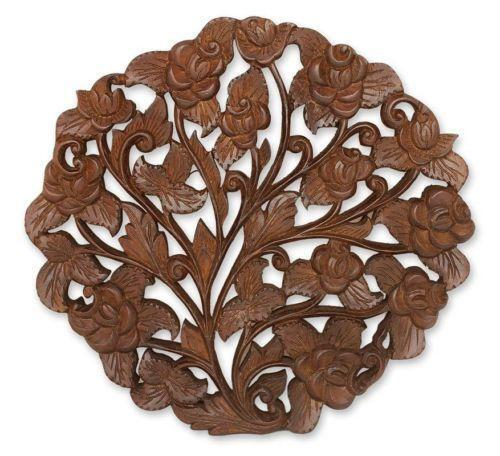 Asian Wood Wall Art EBay