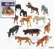 Safari Plastic Animals
