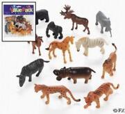 Safari Plastic Animals