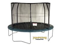 JumpKing 10ft Jumppod Select Trampoline
