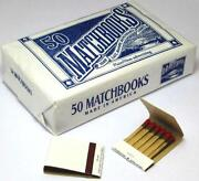 Wedding Matchbooks