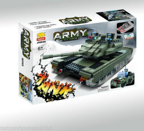 Lego Tank eBay