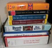 Books on Cassette Tape