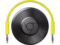 Chromecast Audio (New) (Unopened Package)