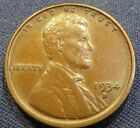 Denver 1934 Year Lincoln Wheat US Small Cents (1909-1958)