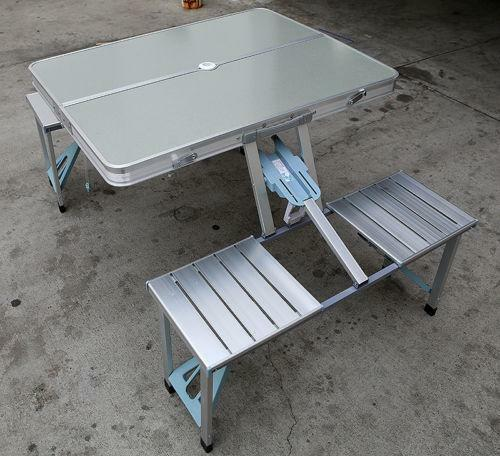 Portable Camping Table Ebay